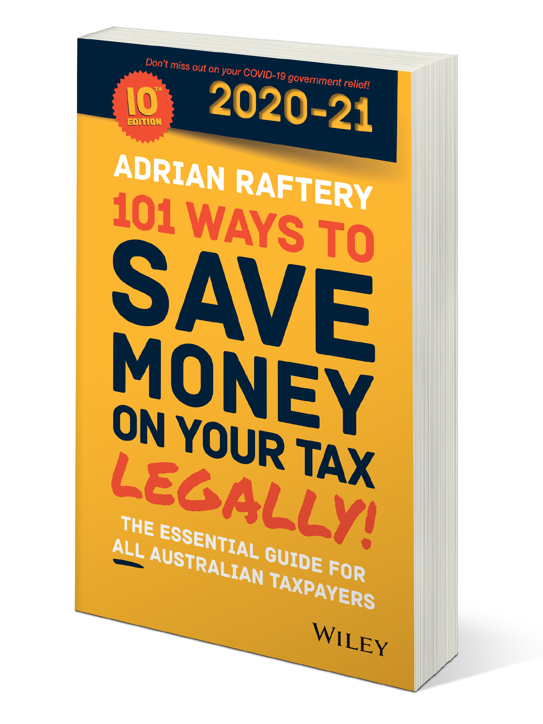 TOP TEN TAX TIPS FOR RENTAL PROPERTY INVESTORS 2019/2020